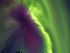 NASA - Canadian Aurora on Oct. 1, 2012