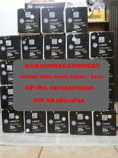 Jual Beli Tinta Cartridge, Toner Bekas dan Baru: Jual Beli Tinta Catridge dan Toner Laserjet Pontia...