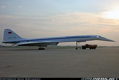 Tupolev Tu-144D aircraft picture