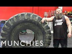 Strongman Robert Oberst Shares His Diet Secrets - #Strongman #Fitness #diet