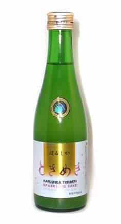 Sparkling sake - This is sooo good! Its easy to drink..I like it with sushi.