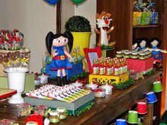 A Georgiana é uma cliente muito querida que sempre nos procura para decorarmos as festinhas dos seus filhotes ! Já são anos e anos juntas e...