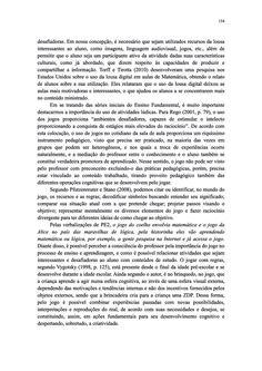 Página 154  Pressione a tecla A para ler o texto da página