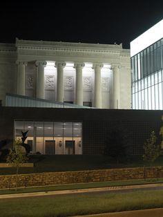 NELSON-ATKINS MUSEUM OF ART KANSAS CITY (MISSOURI)