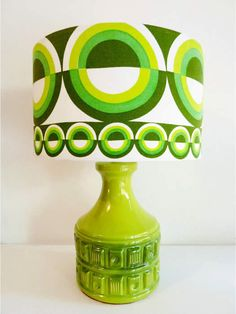 Retro Print Revival lamp