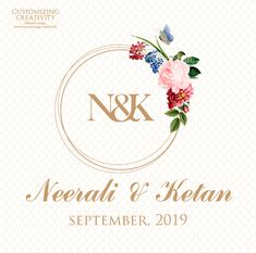 Wedding Logo Design, Wedding Logos, Monogram Wedding, Wedding Monograms, Indian Wedding Invitations, Wedding Invitation Templates, Custom Stationery, Wedding Stationery, Customized Invitations