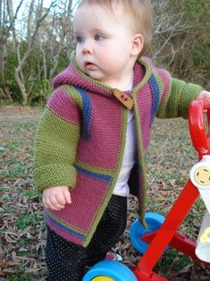 Miso Crafty: Another amazing Elizabeth Zimmermann pattern!