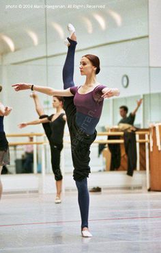 Svetlana Zakharova.  Perfection.