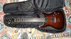 Vendo guitarra eléctrica ibanez sz320 sunburst
