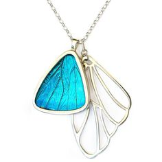 M. Zephyritis Butterfly Necklace