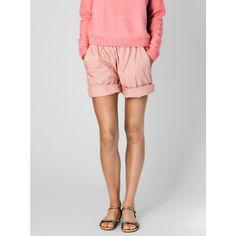 Aiayu Shorts Long Tan