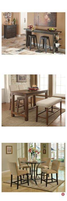 Shop Target for counter-height table you will love at great low prices. Free shipping on all orders or free same-day pick-up in store.
