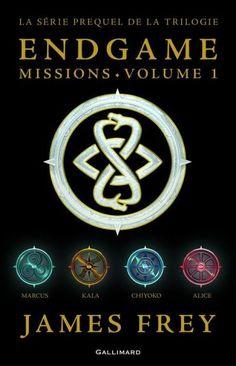 Endgame Missions - James Frey
