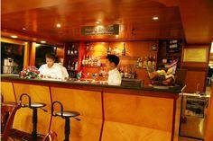 Bar in Emotion Cruise