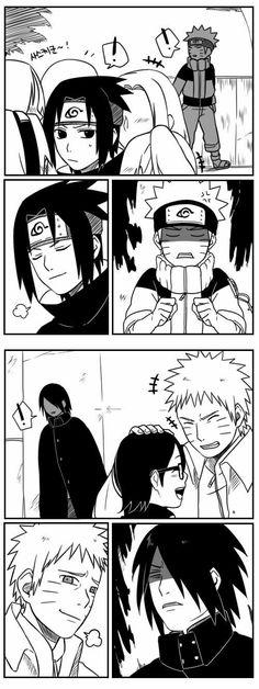 A cara do Sasuke e a melhor
