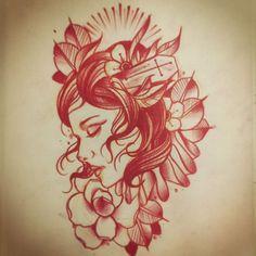 Tam - Neotraditional, Newschool & Color Tattoos - Sake Tattoo Crew
