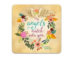 A beautiful fridge magnet with a warm reminder ~ click to view on Etsy. xo