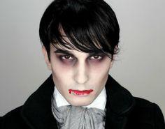 Resultado de imagem para fantasias de halloween  vampiro rosto