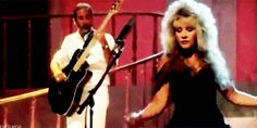 Check out all the awesome stevie nicks gifs on WiffleGif. Including all the fleetwood mac gifs, stevie gifs, and coven gifs. Buckingham Nicks, Lindsey Buckingham, Great Bands, Cool Bands, Tango In The Night, John Mcvie, Rumours Album, Stevie Nicks Fleetwood Mac, Seven Wonders