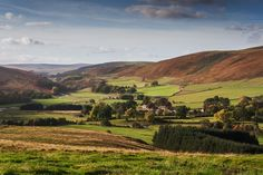 Alwinton and Coquet Valley: Northumberland National Park Foundation launches Northumberland National Park, Cumbria, Heaven On Earth, Beautiful Landscapes, Britain, Scotland, National Parks, Foundation, Product Launch