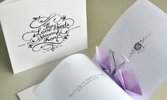 Cutest Wedding Card