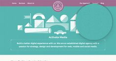 20 Web Designs with Subtle Grain Texture Backgrounds