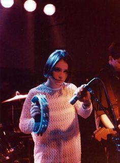Rachel Goswell, Slowdive 1992