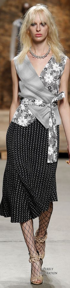 Creatures of the Wind SS2016 Women's Fashion RTW | Purely Inspiration