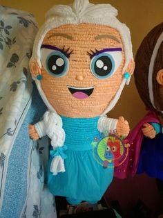 Piñata Elsa de Frozeen.