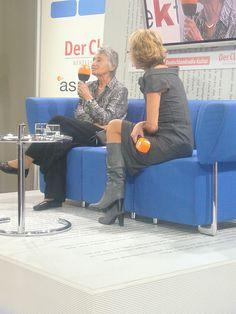 Ruth Klüger im Gespräch mit Luzia Braun