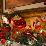My Christmas Tree And Mantel {At Long Last} - Worthing Court