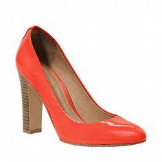 Coach- pink heels