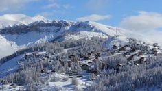 Γαλλική Ριβιέρα : η Χιονισμένη καλλονή!!!