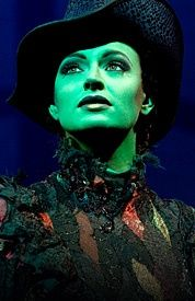 Wicked -The Musical. I've seen it once in Indianapolis. Want to see it again.