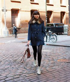 Love the coat. #macysfallstyle