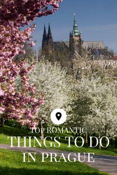 Top Romantic Things To Do In Prague - https://thewanderingwanderluster.com/top-romantic-things-to-do-in-prague/