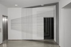 Eun Hye Kang | Within and Without, 2012 | Cotton Yarn