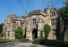 Clevedon Court in Clevedon, North Somerset,(s. Welsh Country, British Country, Town And Country, Country Houses, North Somerset, Somerset England, Palaces, Castles In England, Renaissance Architecture