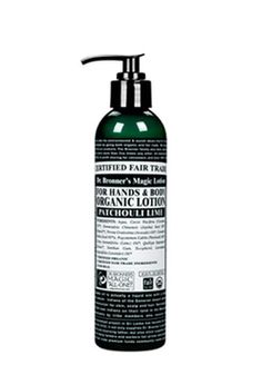 Dr. Bronner's Organic Lotion For Hands & Body - Patchouli Lime $14.99 - from Well.ca