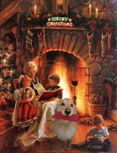Merry Christmas Animation, Merry Christmas Gif, Merry Christmas Pictures, Christmas Scenery, Christmas Mood, Christmas Music, Christmas Morning, Christmas Wishes, Christmas Greetings