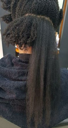 40 Super ideas braids for black women protective styles goddesses kinky curly Long Natural Hair, Natural Hair Journey, Curly Hair Styles, Natural Hair Styles, Hair Shrinkage, Beautiful Black Hair, Queen Hair, Natural Hair Inspiration, Hair Looks