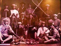 IROQUOIS MOHAWK , 1867