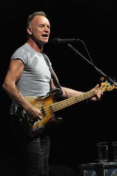 Metro - In case you were wondering, Sting's still got it