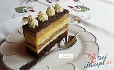 Czech Recipes, Ethnic Recipes, Sweet Desserts, Desert Recipes, Tiramisu, Rum, Deserts, Food And Drink, Cooking