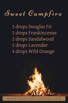 Diffuser Blend | DoTERRA | Essential Oils | Fall Blend | Honey Breathe | Fir | Frank | Frankincense | Sandalwood | Lavender | Wild Orange | Diffuser Blend by maryellen