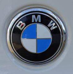 BMW Rotor Badge