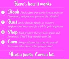 ThirtyOne Hostess Program!!! How to earn free products ^_^