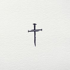 negative space cross tattoos \ negative space cross tattoos , cross tattoos for men negative space Small Tattoos Men, Small Cross Tattoos, Cross Tattoos For Women, Simple Cross Tattoo, Simple Mens Tattoos, Little Cross Tattoos, Cross Tattoo Men, Pretty Cross Tattoo, Feminine Cross Tattoo