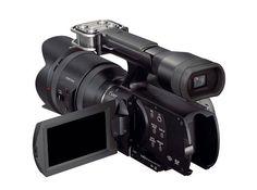 Sony NEX-VG30 Camcorder Images Leak » Geeky Gadgets