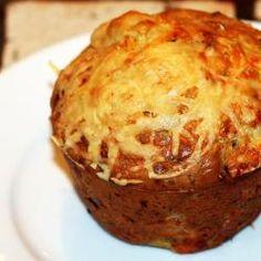 Pikante mozzarella-tomatenmuffins @ allrecipes.nl